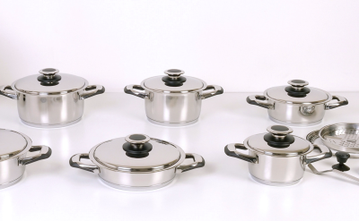 Imperial Waterless - High Quality Stainless Steel Pots